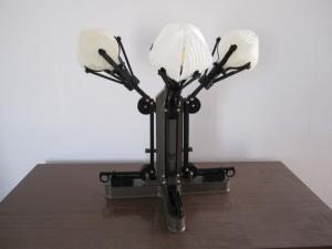 04 Mechanical-Botanical - 3D Printed Lamp