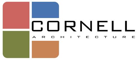 Cornell Architecture Retina Logo