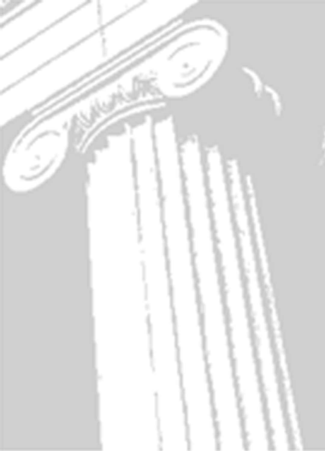 Abstract Greek Column Architecture